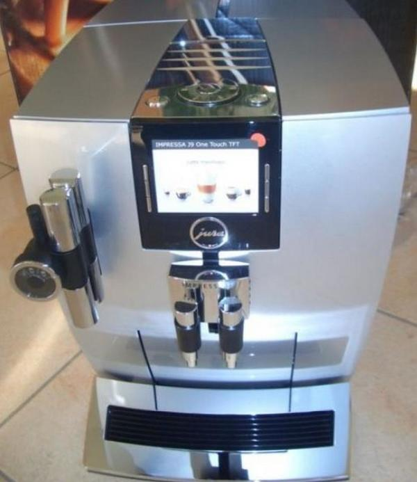 jura impressa j9 3 tft led vorf hrger t nur 900 bez gen in mannheim kaffee espressomaschinen. Black Bedroom Furniture Sets. Home Design Ideas
