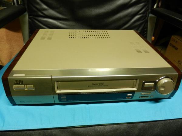 JVC HR-S8500 edler High-End S-VHS Videorecorder