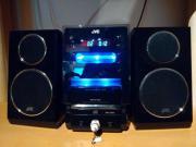 JVC Stereoanlage mit