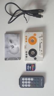 Kabelloser MP3-Player