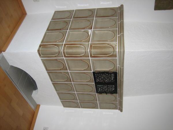 kachelofen sch nes altes modell voll funktionst chtig. Black Bedroom Furniture Sets. Home Design Ideas