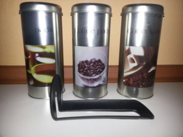 kaffee dose neu und gebraucht kaufen bei. Black Bedroom Furniture Sets. Home Design Ideas