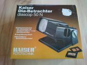Kaiser Dia Betrachter Diascop 50