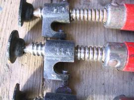 Kantenzwingen 40 Stück: Kleinanzeigen aus Heuchelheim - Rubrik Werkzeuge