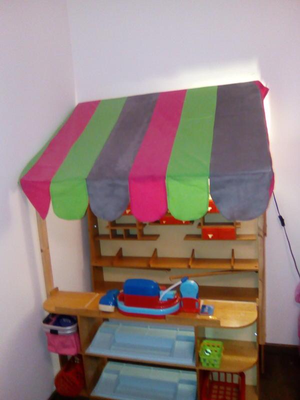 kaufladen holz neu und gebraucht kaufen bei. Black Bedroom Furniture Sets. Home Design Ideas