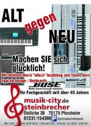 Keyboards Yamaha PSR-