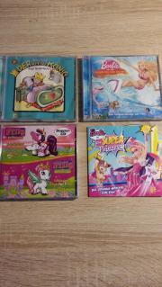 Kinder CDs: 2x