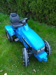 Kinder Trett-Traktor