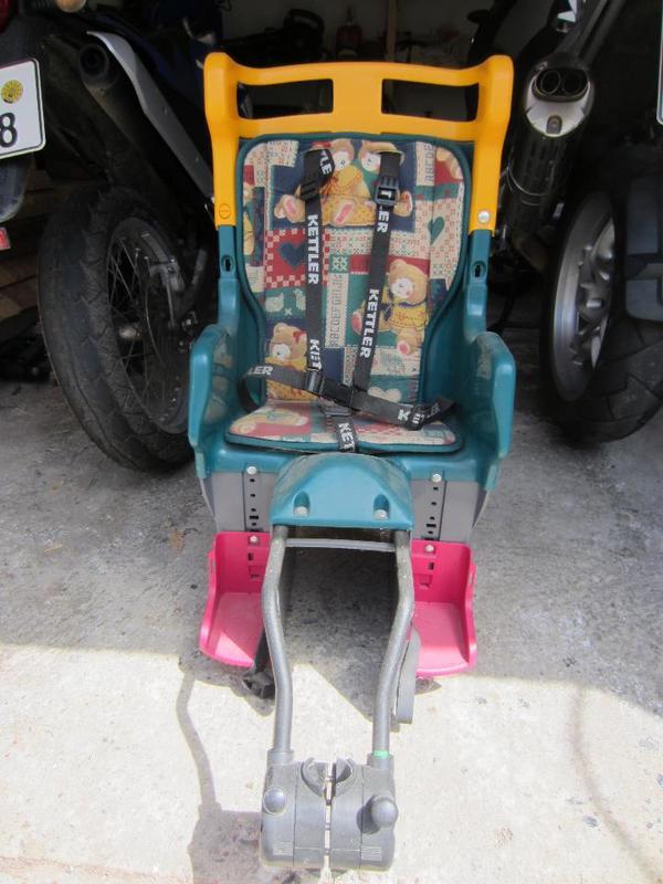 Kinderfahrradsitz Von Kettler In Goddert Fahrradsitze Kaufen Und