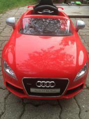 Kinderfahrzeug Audi TT