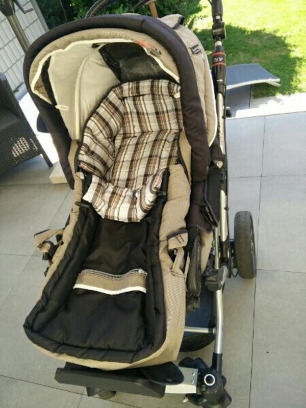 Sonnenschirm Kinderwagen Hartan Gebraucht Kaufen 2 St Www