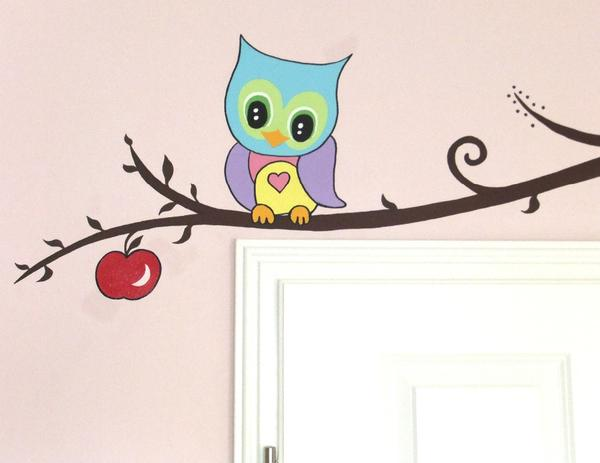 kinderzimmer wandmalerei wandbemalung wandgestaltung. Black Bedroom Furniture Sets. Home Design Ideas