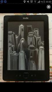 Kindle 15 cm