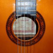 Klassischer Gitarrenunterricht - komme