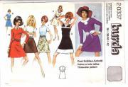 Kleider wie vor 40 Jahren