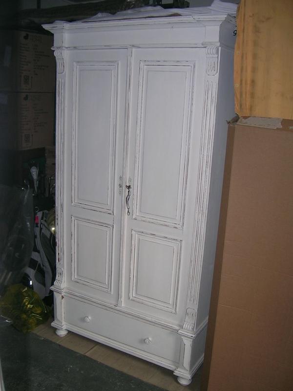 Kleiderschrank groß Shabby Chic in Rellingen - Schränke ...