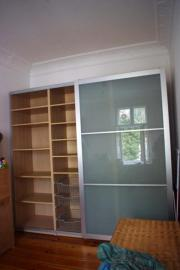 ikea pax nexus eckschrank kleiderschrank echtholz t ren in berlin schr nke sonstige. Black Bedroom Furniture Sets. Home Design Ideas