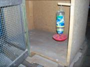 Kleintier-Hühner-Käfig