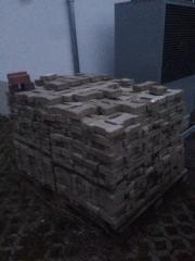 Knochensteine 15x25x6 cm