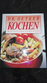 Kochbuch, Dr. Oetker