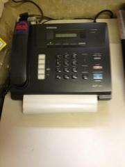 Kombiniertes Faxgerät/Telefon