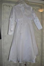 Kommunionskleid zu verkaufen!