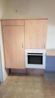 Komplette küche kaufen  Komplette Küche inklusive Kühlschrank, Ofen, Ceranfeld, Absaugung ...