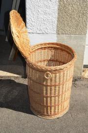 Korb Rattan für Wäsche o