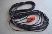 Kraftstromleitung