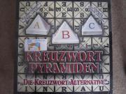 Kreuzwort Pyramide Spiel-neu-OVP Lernspielpreis 2004