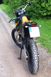 ktm 250 motocross mit strassenzulassung w exc sx lc in