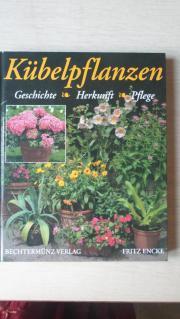 Kübelpflanzen Geschichte Herkunft Pflege