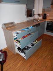 Küche L-Form 1 Jahr mit Elektrogeräten * in Wolnzach ... | {Küchen l form mit elektrogeräten 46}