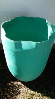 Kunststofffaß+Deckel/Wasserfaß/