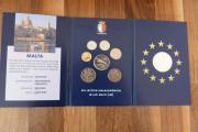 Kursmünzen-Satz Malta