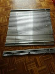 Lamellenjalousie aus Aluminium