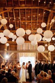 Lampion Weiss Hochzeit Lampions Lampions Mit Led Erleuchtung