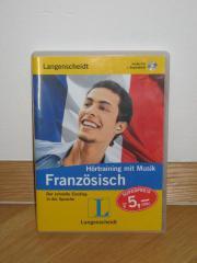 Langenscheidt Hörtraining mit Musik Französisch