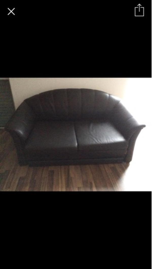 schwarz ledercouch neu und gebraucht kaufen bei. Black Bedroom Furniture Sets. Home Design Ideas