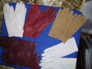Lederhandschuhe