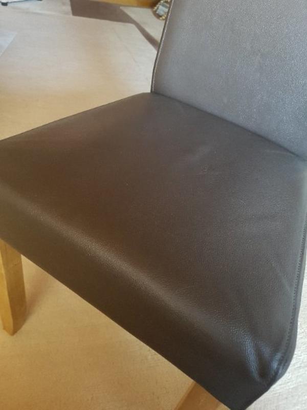 lederst gebraucht kaufen 2 st bis 70 g nstiger. Black Bedroom Furniture Sets. Home Design Ideas
