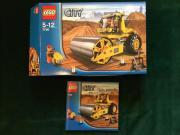 Lego 7746 Straßenwalze,