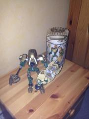 Lego - Bionicle 3 für 10