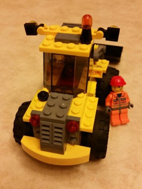 lego city frontlader 7630 vollst ndig und bauanleitung in karlsruhe spielzeug lego playmobil. Black Bedroom Furniture Sets. Home Design Ideas