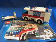 LEGO City Rettungswagen -