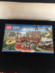 Lego City Wasserpistolen Brettspiel Frisby