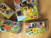 Lego Duplo, Baustellenfahrzeuge-