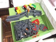 Lego DUPLO, Eisenbahn
