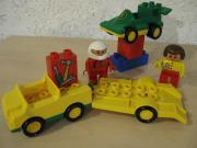 Lego Duplo Rennfahrer