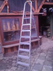 Leiter 170 cm hoch 7